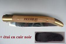 Couteau LAGUIOLE FIGUERES DALI SPAIN Série limitée Rare ( FIGUERAS ESPAGNE SPAIN