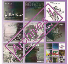 "Abacus: ""archives-News from the 80 Ies"" (CD)"