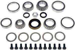 Differential Bearing Kit fits 1969-1989 Plymouth Gran Fury Satellite Barracuda,F