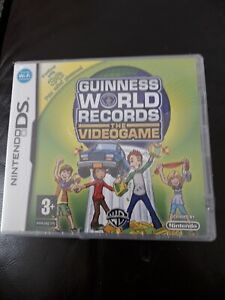 Guinness Book Of Records: The Videogame (Nintendo DS) Brand new and sealed