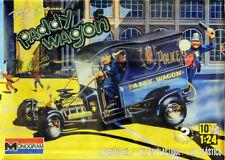 TOM DANIEL Paddy Wagon Police mit Figuren 1:24 Model Kit Revell Monogram 4194