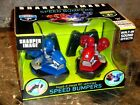 Sharper Image Head-2-Head RC Vehicles Speed Bumpers w/ Built-in Sound Effects