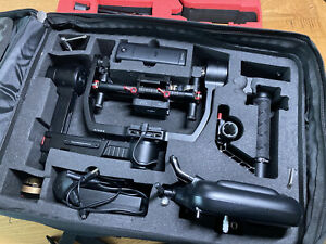 DJI Ronin M Kit With b&w type 6700 Hard Case and Rugged Backpack-No Batteries