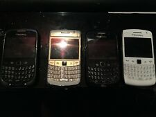 blackberry curve bold x4 job lot faulty spares