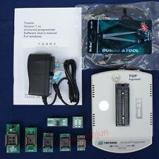 TOP3000 USB Universal Programmer BOIS EPROM Flash MCU PIC STC SST 93/24/25 SPI