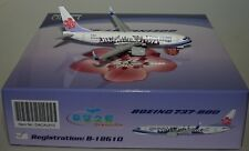 Dream Air DACAL610 Boeing 737-809 China Airlines B-18610 in 1:400 scale