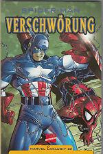 Marvel en exclusiva SC # 23-Spider-Man: conspiración-McFarlane-Top
