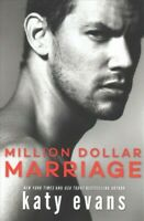 Million Dollar Marriage, Paperback by Evans, Katy, Brand New, Free shipping i...
