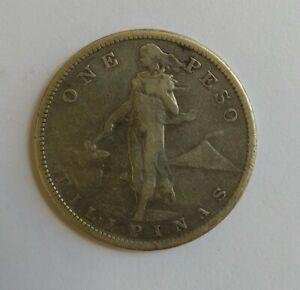 Philippines 1908 One Peso