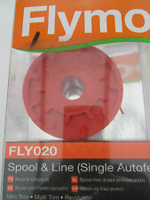 FLYMO - FLY020 Spool & Line (Single Autofeed) ** Genuine Parts**