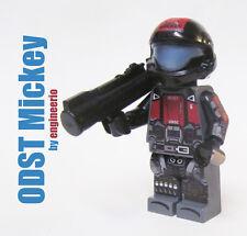 LEGO Custom - Halo ODST Mickey - Minifigure army video game space marine