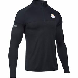 Pittsburgh Steelers Under Armour Combine Authentic Tech Performance Pullover