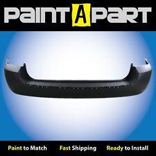 Fits:2009 Kia Sedona (Base, W/O Sensors) Rear Bumper (KI1100139) Painted