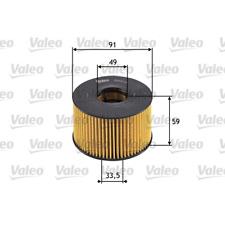 Ölfilter - Valeo 586513