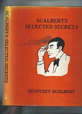 SCALBERT'S SELECTED SECRETS - CARDS - MAGIC