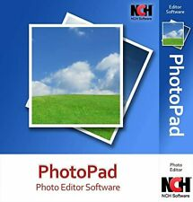 NCH PhotoPad Photo Editing Software 2020 lifetime 🔓🔑Key for windows 🔑✅🔥
