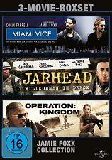 JAMIE FOXX COLLECTION  3 DVD NEU