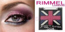 RIMMEL Glam Eyes Quad EYESHADOW Eye Shadow in 008 True Union Jack