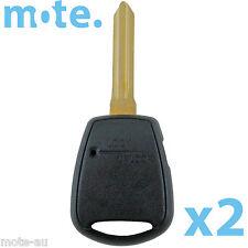 2 x Hyundai iLoad 2007 - 2014 Button Key Remote Case/Shell/Blank
