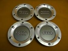 NEW AUDI WHEEL CENTER CAP QUATTRO TT MK1 RS4 COUPE 8N0601165A 4pcs.