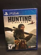 Hunting Simulator - Playstation 4 Video Game - 113-1397 - Brand New