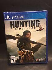 Hunting Simulator - Playstation 4 Video Game - 113-1397 - Brand New