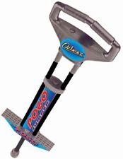 Ozbozz Boy's Pogo Stick - Blue & Silver Pogo Jumper - Children's Toy