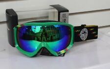 New 2014 Smith Prophecy Ski Snowboard Goggles Irie Rockers Green Sol-X