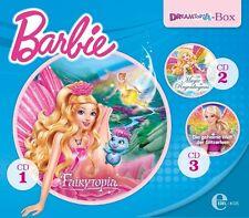 3 CD - BOX * BARBIE - Dreamtopia Starter-Box # NEU OVP &