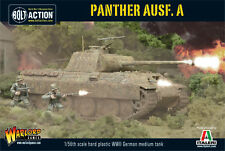 PANTHER AUSF A - BOLT ACTION - WARLORD GAMES WW2 - 28MM - NEW - SENT 1ST CLASS
