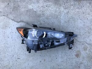 ⭐️2017 2018 2019 Mazda CX-5 Right Passenger Side Headlight LED OEM K124-51030
