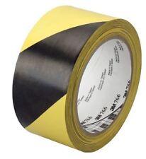 3M Weich PVC Klebeband 766i schwarz gelb Signalklebeband Warnband Absperrband