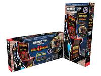 Mortal Kombat 2 Arcade Machine, Arcade1UP, 4ft Tall Video Game Cabinet - NEW