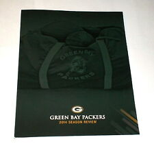 2014 GREEN BAY PACKERS Season Review ! Tough to Find !  RARE !