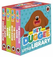 Hey Duggee: Little Library Brand New Fast Post 9781405927048