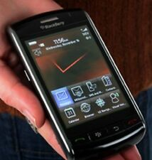 GOOD!!! BlackBerry Storm 9530 Touch Camera Global Bluetooth VERIZON Smartphone