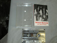 Witch Bonnie - Hot, Nice & Nasty (Cassette, Tape) WORKING TESTED