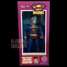 "DC Comics SOFUBI Vinyl BIZARRO 10"" Japanese-Style PX Retro Action Figure MEDICOM"