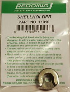 11010 REDDING #10 SHELLHOLDER (223 REM 20 NOSLER+) - BRAND NEW - FREE SHIP