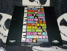 Comedy Videos Laserdisc LD Mel Brooks The Blues Brothers Shmenges Free Ship $30