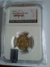 Gold Coloured Coin