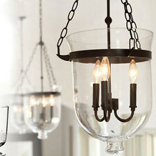 Glass chendelier Glass Pendant Light Large Chandelier Modern Ceiling Lights LED
