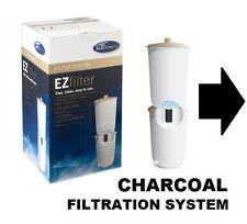 EZ FILTER CHARCOAL FILTRATION SYSTEM from STILL SPIRITS  [CAT BOX ODOR BEGONE!!]