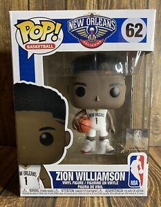 Funko Pop! Basketball! Zion Williamson #62