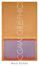 ABSTRACT ART PRINT Untitled 1954 Mark Rothko
