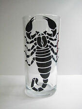 Black or White Scorpion-Laptop Vinyl Decal Sticker*Graphic*Window/Windscreen