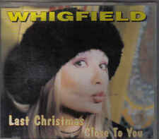Whigfield-Last Christmas cd maxi single 8 tracks
