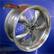 "Set of 4 Cobra 18x8"" Holden HQ, HJ, HZ, WB Chev Retro Alloy Mag Wheels 18 rims"