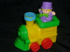 Fisher Price Little People Train Engine Eddie