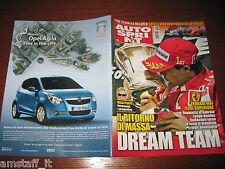AUTOSPRINT 2008/15=GP F1 BAHRAIN=FELIPE MASSA=RALLY TURCHIA ROSSETTI=JIM CLARK=